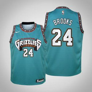 Women Memphis Grizzlies Dillon Brooks Jersey